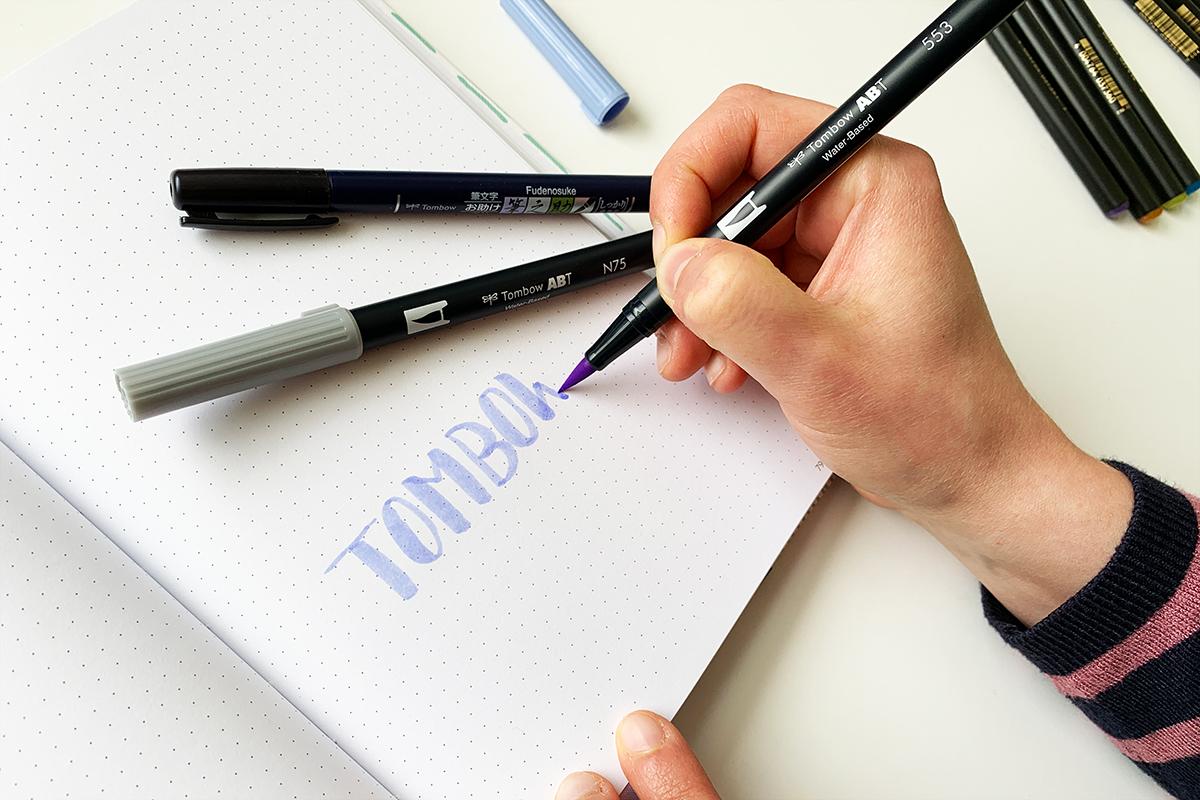 Materialien für Dein Bullet Journal